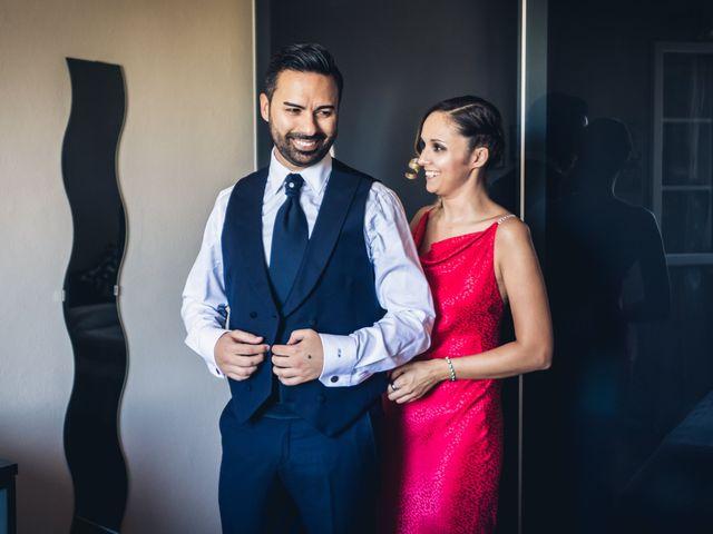 Il matrimonio di Simona e Roberto a Pieve a Nievole, Pistoia 3