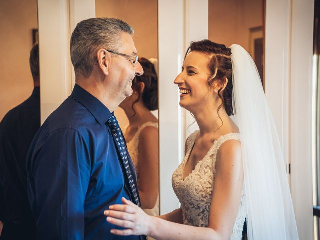 Il matrimonio di Simona e Roberto a Pieve a Nievole, Pistoia 7