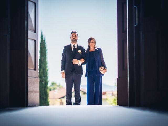 Il matrimonio di Simona e Roberto a Pieve a Nievole, Pistoia 8