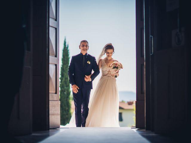 Il matrimonio di Simona e Roberto a Pieve a Nievole, Pistoia 9