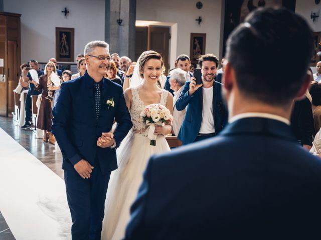 Il matrimonio di Simona e Roberto a Pieve a Nievole, Pistoia 10