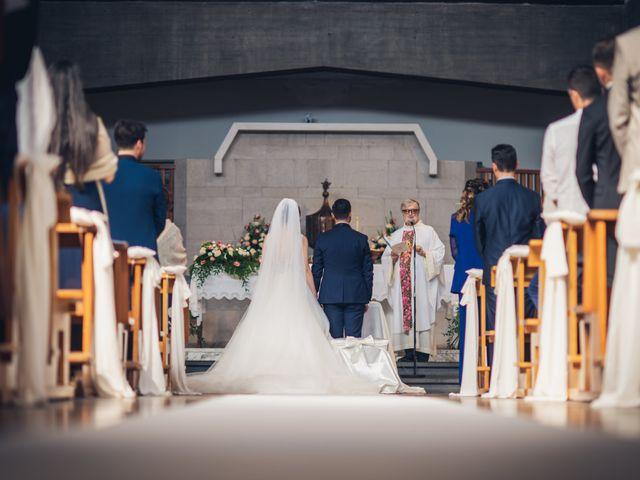 Il matrimonio di Simona e Roberto a Pieve a Nievole, Pistoia 11