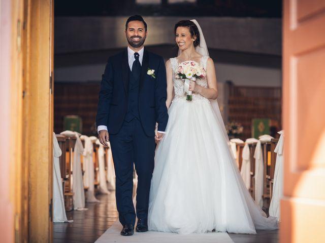 Il matrimonio di Simona e Roberto a Pieve a Nievole, Pistoia 12