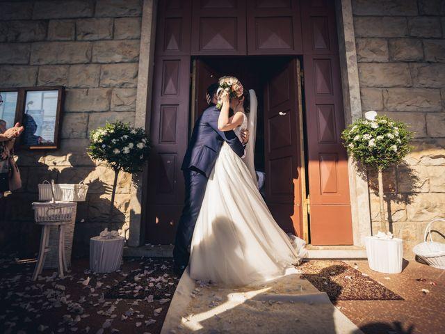 Il matrimonio di Simona e Roberto a Pieve a Nievole, Pistoia 13