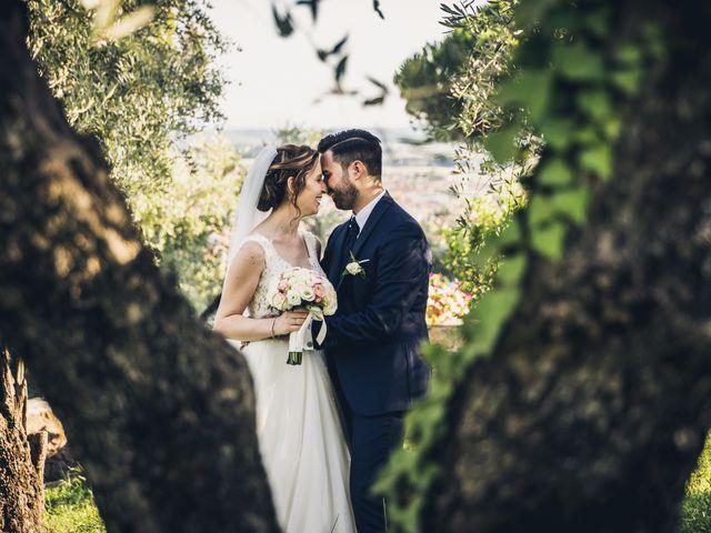 Il matrimonio di Simona e Roberto a Pieve a Nievole, Pistoia 14