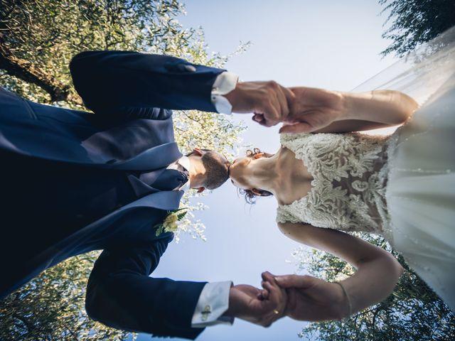 Il matrimonio di Simona e Roberto a Pieve a Nievole, Pistoia 15