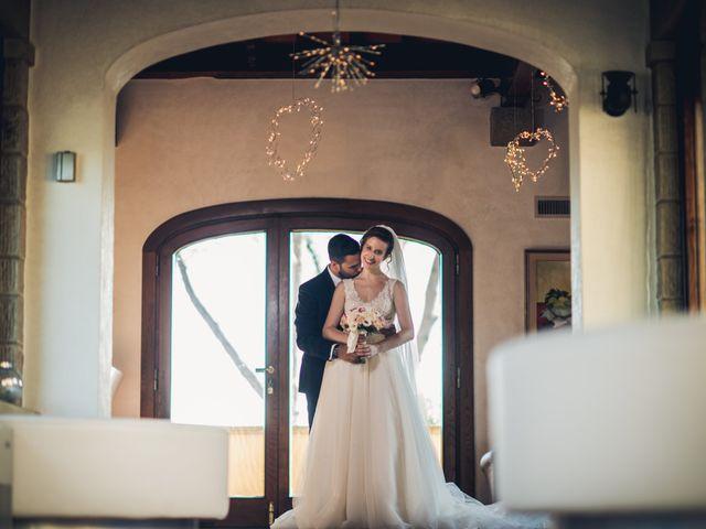 Il matrimonio di Simona e Roberto a Pieve a Nievole, Pistoia 16