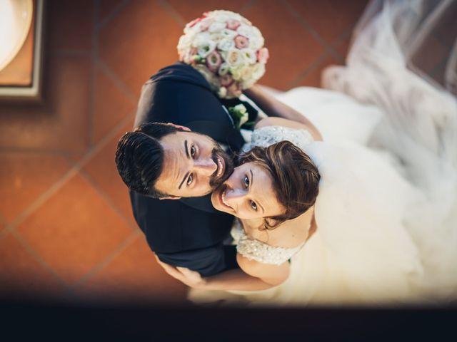 Il matrimonio di Simona e Roberto a Pieve a Nievole, Pistoia 17