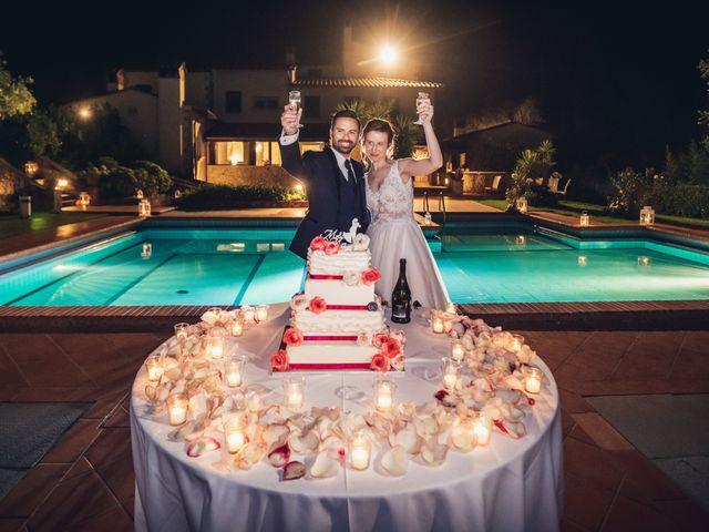Il matrimonio di Simona e Roberto a Pieve a Nievole, Pistoia 21