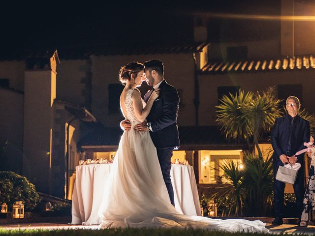 Il matrimonio di Simona e Roberto a Pieve a Nievole, Pistoia 22