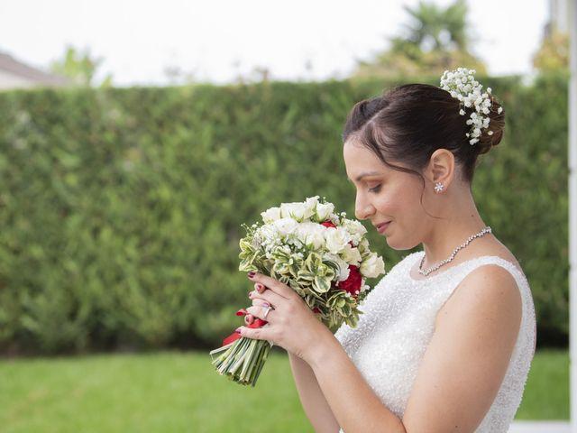 Il matrimonio di Domenico e Sabrina a Moscazzano, Cremona 14