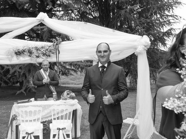 Il matrimonio di Domenico e Sabrina a Moscazzano, Cremona 17