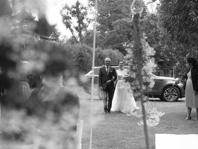 Il matrimonio di Domenico e Sabrina a Moscazzano, Cremona 18