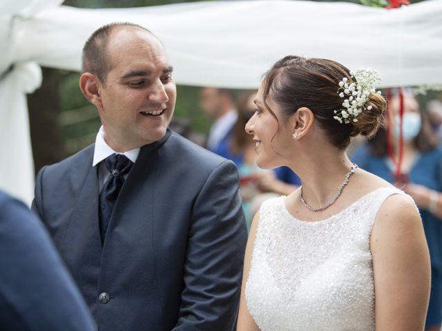 Il matrimonio di Domenico e Sabrina a Moscazzano, Cremona 21