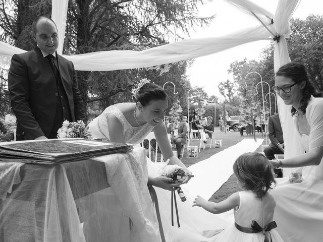 Il matrimonio di Domenico e Sabrina a Moscazzano, Cremona 22