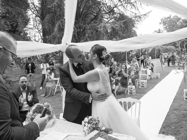 Il matrimonio di Domenico e Sabrina a Moscazzano, Cremona 24