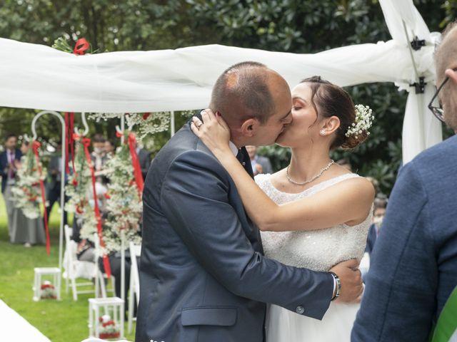 Il matrimonio di Domenico e Sabrina a Moscazzano, Cremona 25