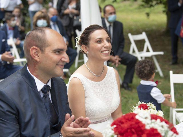 Il matrimonio di Domenico e Sabrina a Moscazzano, Cremona 26