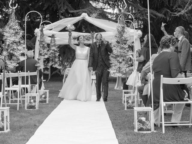 Il matrimonio di Domenico e Sabrina a Moscazzano, Cremona 27