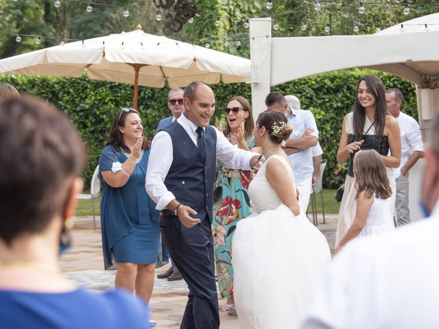 Il matrimonio di Domenico e Sabrina a Moscazzano, Cremona 39