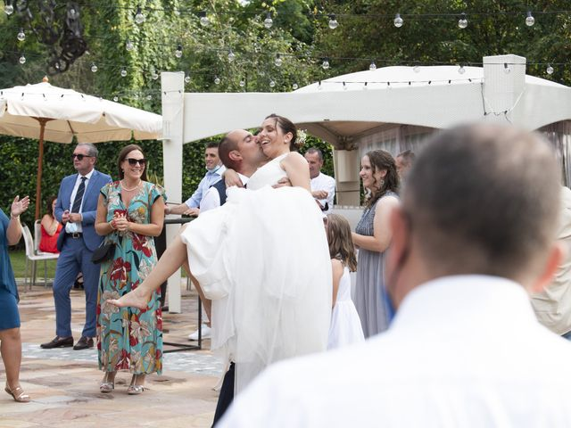 Il matrimonio di Domenico e Sabrina a Moscazzano, Cremona 41