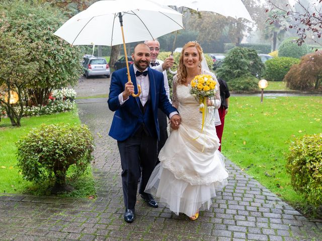 Il matrimonio di Monica e Gabriele a Vigevano, Pavia 2