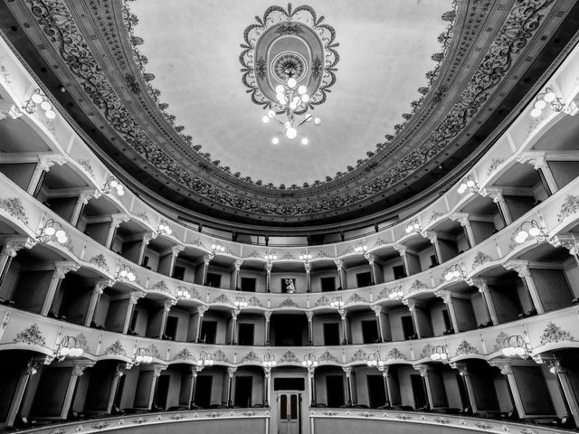 Il matrimonio di Monica e Gabriele a Vigevano, Pavia 16