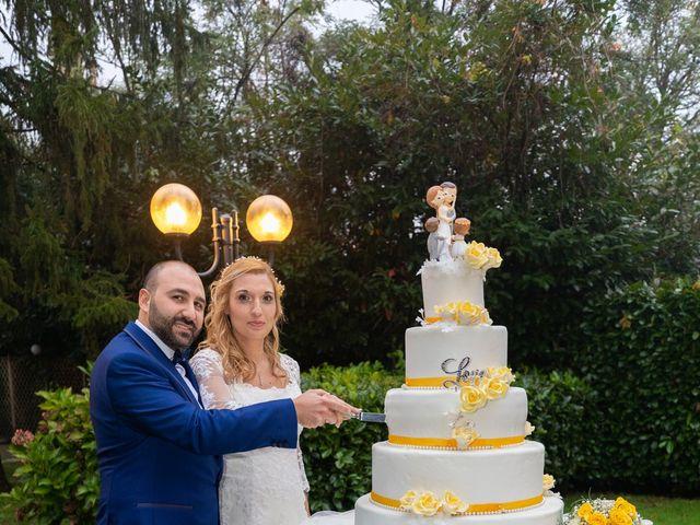 Il matrimonio di Monica e Gabriele a Vigevano, Pavia 19