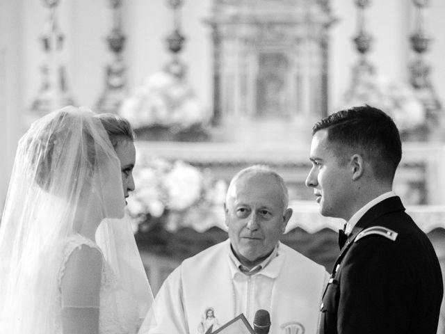 Il matrimonio di Bryan e Lucy a Vicenza, Vicenza 15