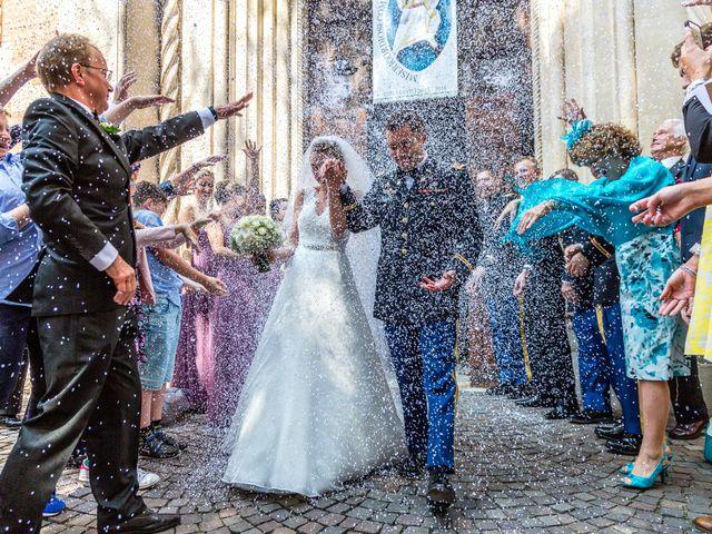 Il matrimonio di Bryan e Lucy a Vicenza, Vicenza 18