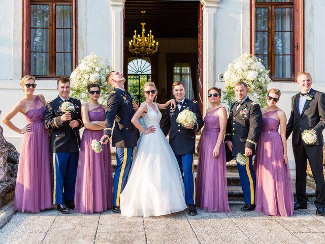 Il matrimonio di Bryan e Lucy a Vicenza, Vicenza 1