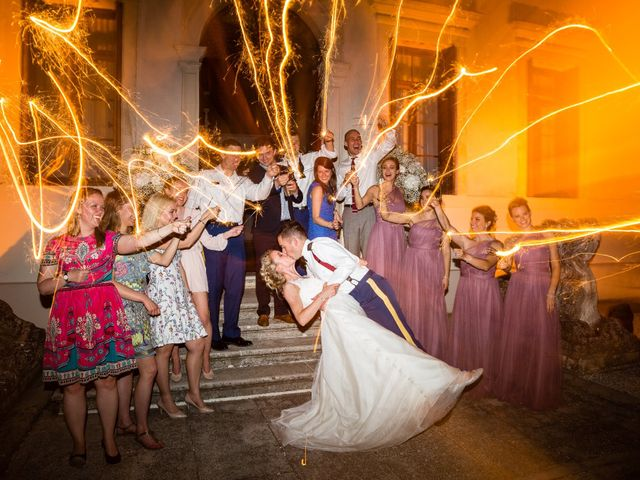 Il matrimonio di Bryan e Lucy a Vicenza, Vicenza 39