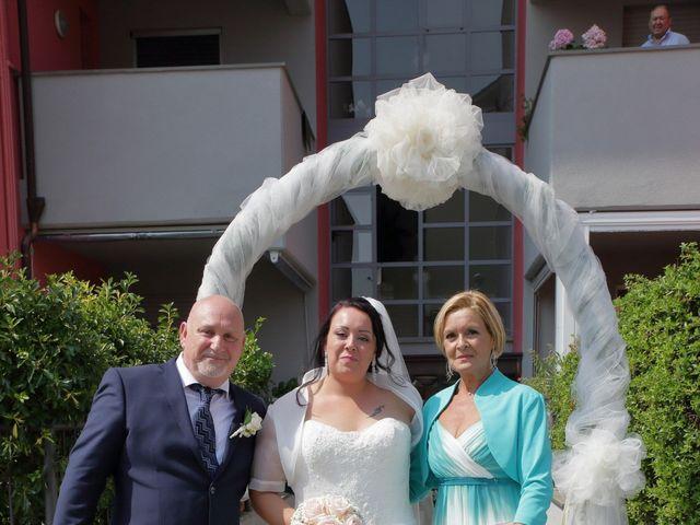 Il matrimonio di Jennifer e Raimondo a Sarzana, La Spezia 5
