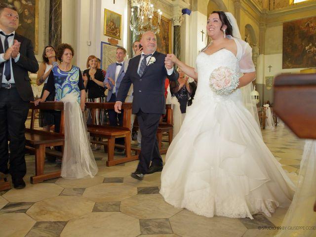 Il matrimonio di Jennifer e Raimondo a Sarzana, La Spezia 9