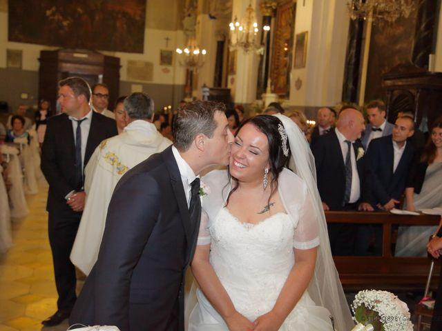 Il matrimonio di Jennifer e Raimondo a Sarzana, La Spezia 10