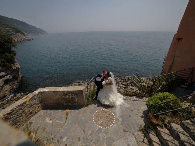 Il matrimonio di Jennifer e Raimondo a Sarzana, La Spezia 13