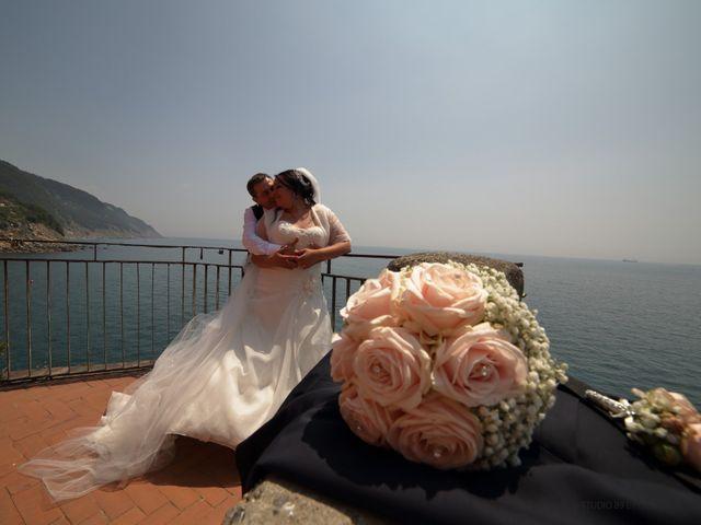 Il matrimonio di Jennifer e Raimondo a Sarzana, La Spezia 15