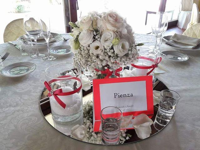Il matrimonio di Jennifer e Raimondo a Sarzana, La Spezia 21