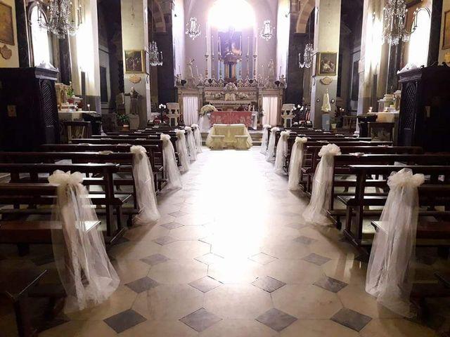 Il matrimonio di Jennifer e Raimondo a Sarzana, La Spezia 26