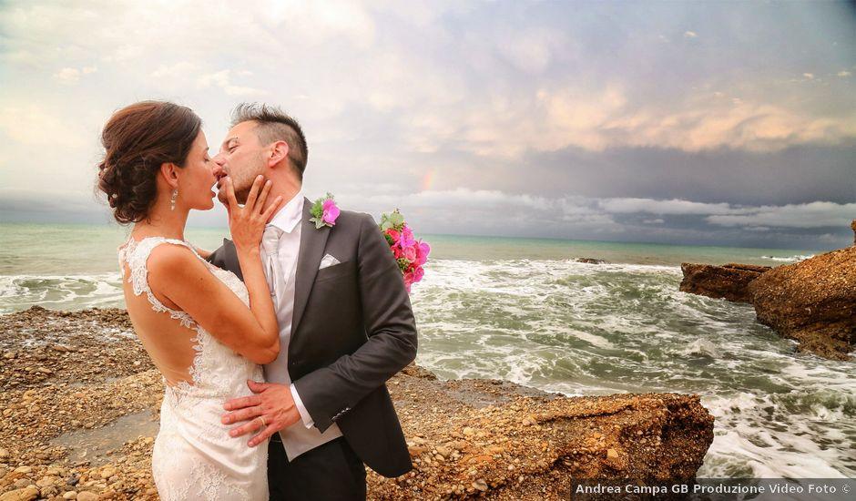 Il matrimonio di Mirco e Silvia a Fossacesia, Chieti