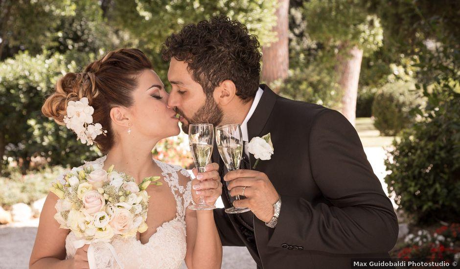 Il matrimonio di Massimo e Valentina a Osimo, Ancona