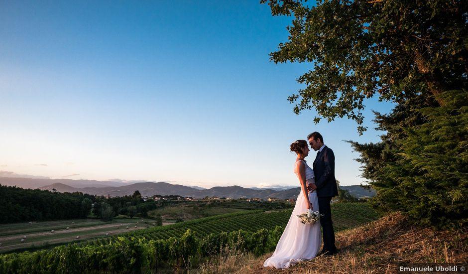 Il matrimonio di Matteo e Viola a Montecatini-Terme, Pistoia