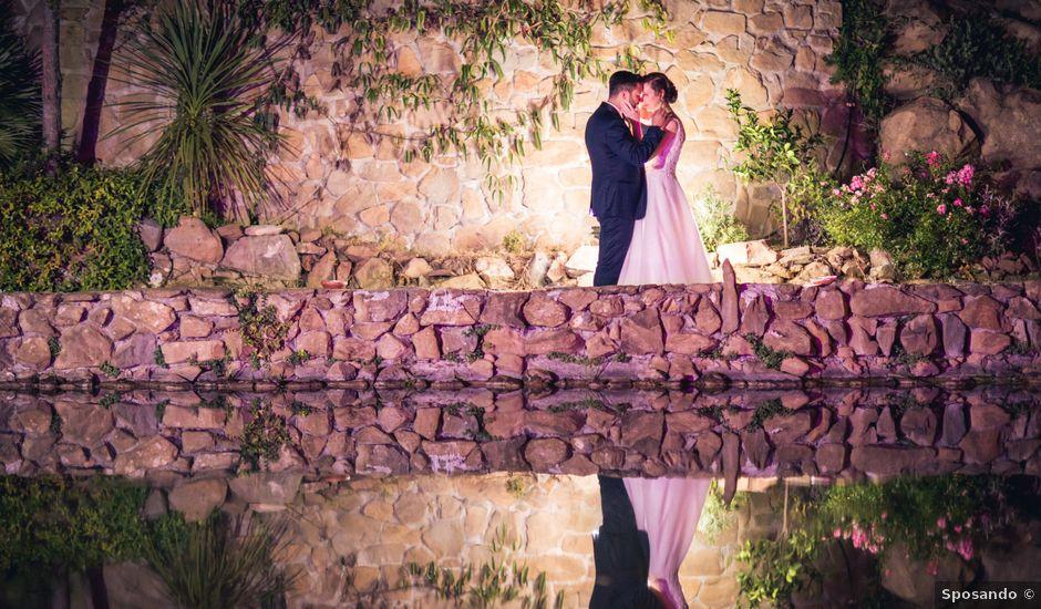 Il matrimonio di Simona e Roberto a Pieve a Nievole, Pistoia
