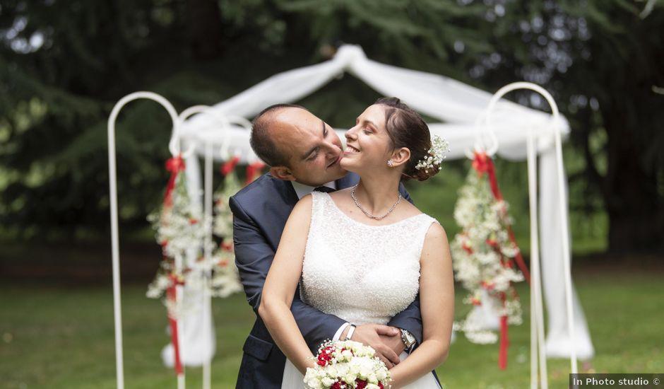 Il matrimonio di Domenico e Sabrina a Moscazzano, Cremona