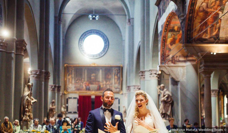 Il matrimonio di Fabrizio e Chiara a Modena, Modena