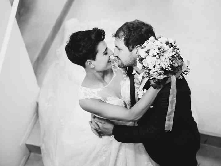 Le nozze di Chiara e Igor