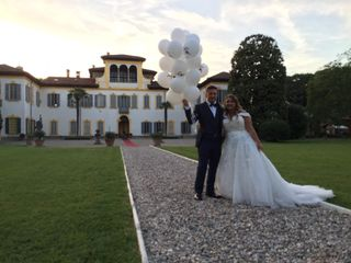 Le nozze di Monica e Mirko