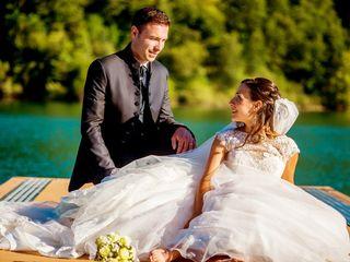 Le nozze di Alessia e Nicholas