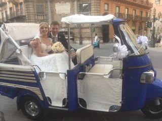 Le nozze di Mauro  e Claudia