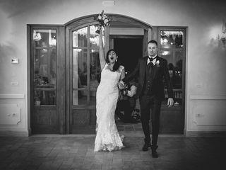Le nozze di Patricia e Andrea 1